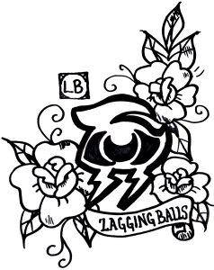 Lagging Balls Episode 3 Art