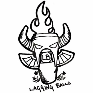 Lagging Balls Original Artwork by Thyst
